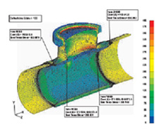 Welding Service Thermal Analysis